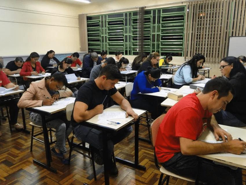 Supletivo Rápido em RUROPOLIS – E M E F EMILIO G MEDICE | Ensino Médio |